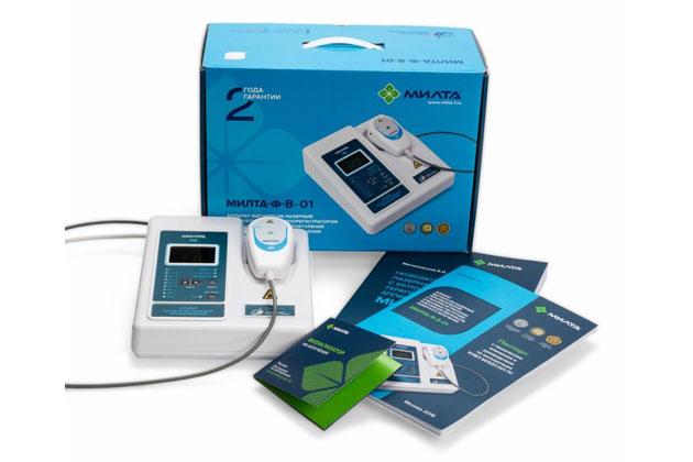Аппарат для лечения простатита милта